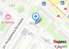 Компания «Ветеринар ПРО» на карте