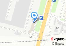 Компания «ХЕБЕЛЬ-БЛОК» на карте