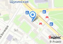 Компания «Магазин оптики на ул. Маршала Василевского» на карте