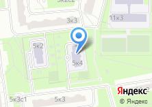 Компания «Детский сад №2570» на карте