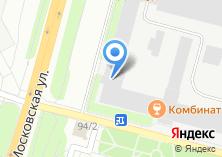 Компания «Aerobics» на карте