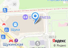 Компания «Nice Connection» на карте