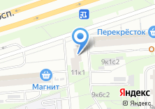 Компания «Град+» на карте