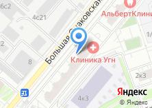 Компания «SHAMPOO» на карте