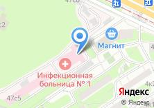 Компания «Психиатрическая клиническая больница №12» на карте