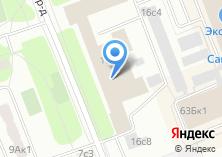 Компания «Мск автоломбард» на карте