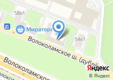 Компания «Rезиденция танца» на карте
