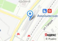Компания «Асахи Мотор» на карте