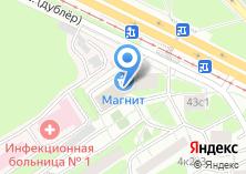 Компания «Янтарь-Фарма» на карте