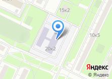 Компания «Центр образования №1438» на карте