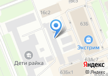 Компания «Интернит» на карте