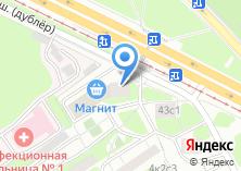 Компания «Мирана Дент» на карте