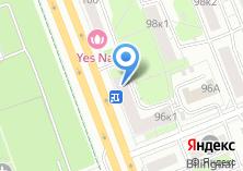 Компания «Лавстор» на карте