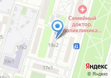 Компания «Районное эксплуатационное управление» на карте