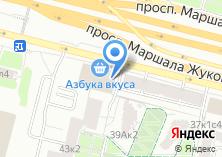Компания «Букеториум» на карте