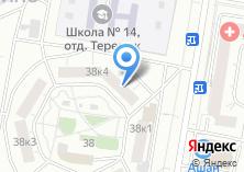 Компания «Гнёздышко» на карте