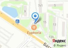 Компания «BeFit» на карте