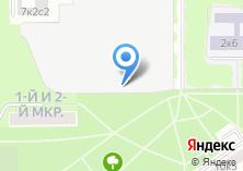Компания «ВДВ-Веб» на карте