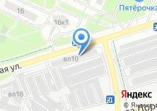 Компания «LaTabel» на карте