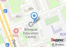 Компания «Бизнес Стиль» на карте