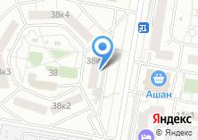Компания «БАУ-центр» на карте