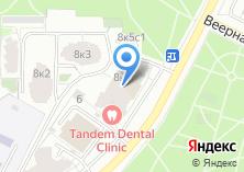 Компания «Облака Studio» на карте