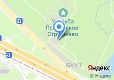 Компания «Храм Покрова Пресвятой Богородицы на Волоколамском шоссе» на карте