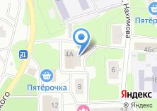 Компания «Магазин спортивных товаров А. Резцовой» на карте