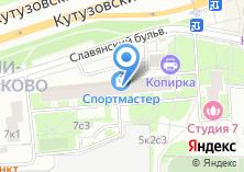 Компания «Stark-service» на карте