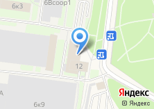 Компания «Все вывески.ру» на карте