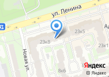 Компания «Магазин детских товаров на Ленина» на карте