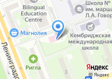 Компания «Компас Электроникс» на карте