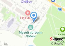 Компания «Триумff Студия» на карте