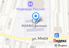 Компания «Гимназия №7» на карте
