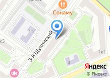Компания «ОПОП Северо-Западного административного округа район Щукино» на карте