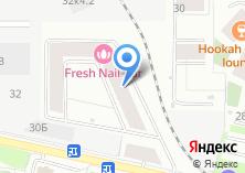 Компания «Аврора Принт» на карте