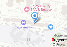 Компания «АвтоЮристы Москвы» на карте
