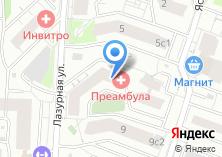 Компания «ПрофДом» на карте