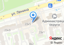 Компания «Авиа Центр» на карте