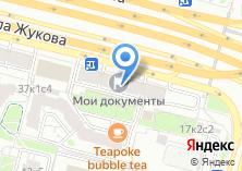 Компания «УФМС Отдел Управления Федеральной миграционной службы России по г. Москве в Северо-Западном административном округе» на карте