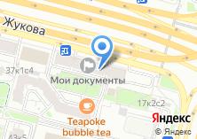 Компания «Главное управление Пенсионного фонда РФ №9 г. Москвы и Московской области» на карте