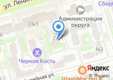 Компания «Нотариус Акулова Е.Д» на карте