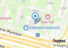Компания «Участковый пункт полиции район Хорошёво-Мнёвники №39» на карте
