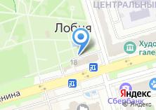 Компания «ВТОРМЕТМОСОБЛ -ЗАКУПКА МЕТАЛЛОЛОМА В ЛОБН, МОСКВЕ, МО.» на карте