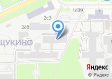 Компания «Курчатовский институт» на карте