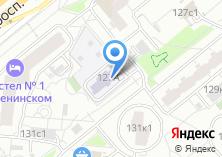 Компания «Детский сад №2691» на карте