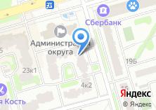 Компания «ОКНА РОСТА» на карте