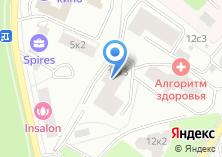 Компания «Montessori school of Moscow» на карте