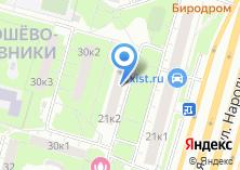 Компания «ПОТОЛКИЭЛИТ» на карте