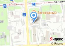 Компания «Загародный» на карте